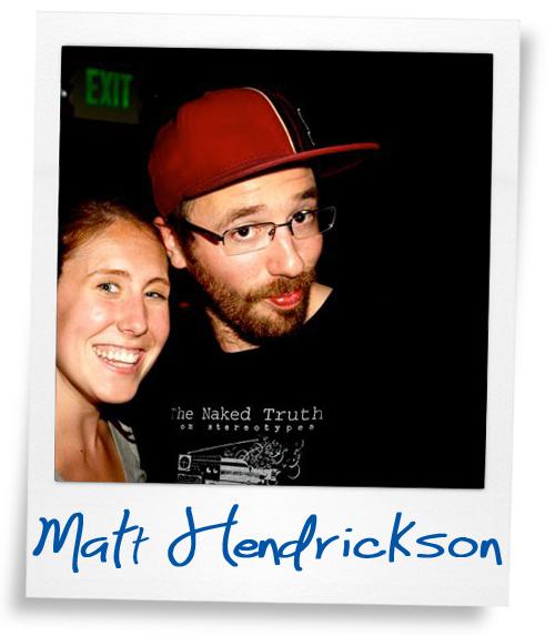 Good Luck Matt!