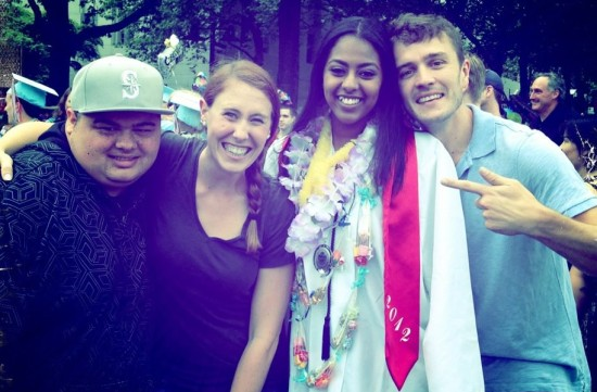 Lydia's Graduation 2012