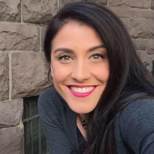 Mina Mercer headshot